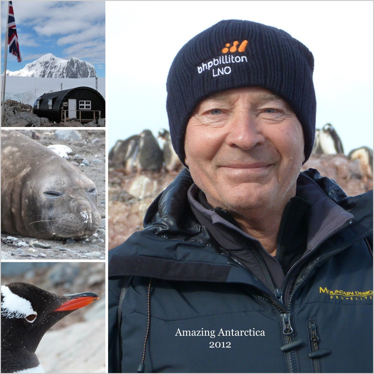 Antarctica Travel Photobook